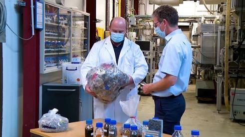 奥迪和 KIT 成功将汽车塑料废料回收成新部件