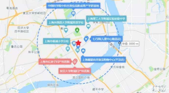 上海市首批集中供地正式落下帷幕(附热点地块分析)