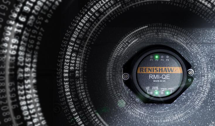 雷尼绍下一代无线电传输探测系统曝光:面向数字未来的互联接口