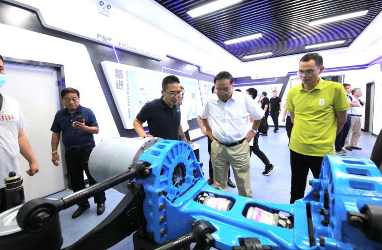 汽車電動化時代的到來,輪轂電機產業化呼之欲出