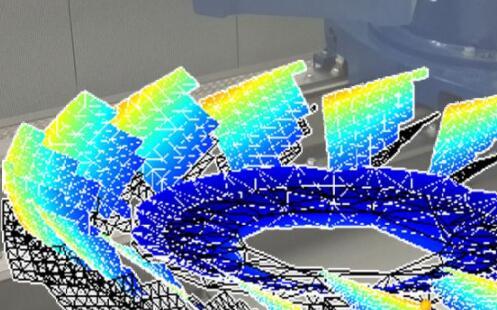 3D 扫描激光多普勒振动测量法可以大大节省飞机的油耗