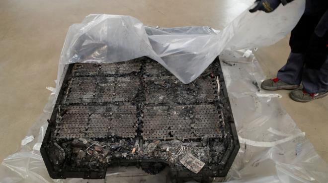 新的电池回收技术将使电动汽车更环保