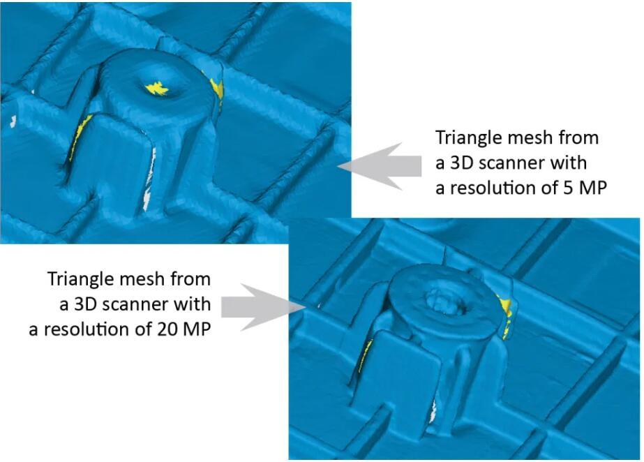 新的3D扫描仪来了:将分辨率提高了一倍以上 满足现代工业4.0的需求