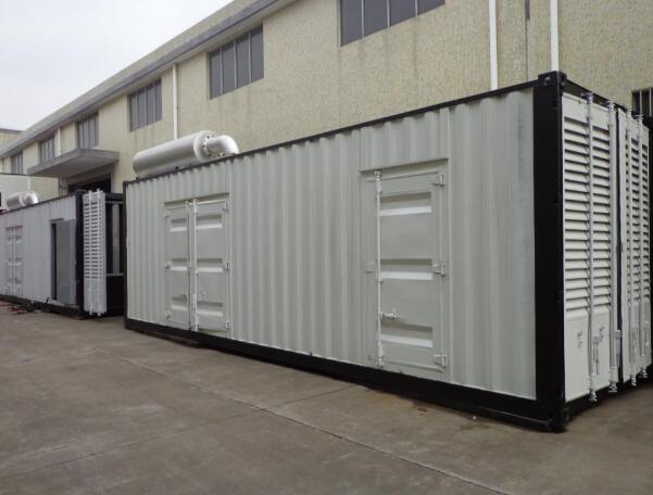 康明斯集装箱式柴油发电机组正式下线 可降低数据中心运营成本