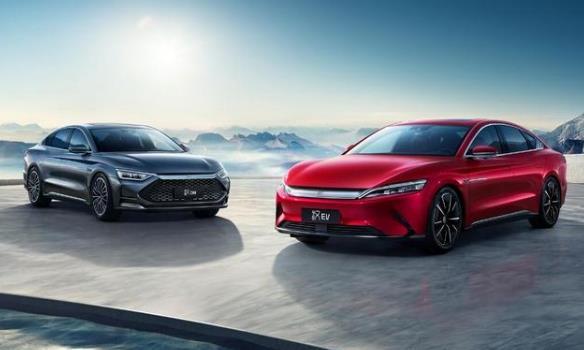 比亞迪上半年新能源車銷量同比增長155% 再創新高