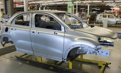 大型压铸机彻底改变了白车身的生产方式