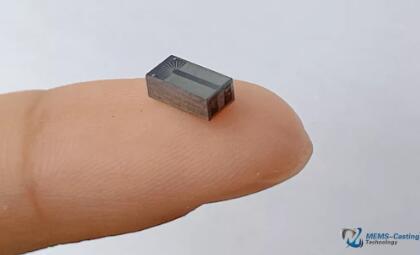 迈铸半导体利用微机电铸造技术成功开发世界最小的U型结构电磁铁