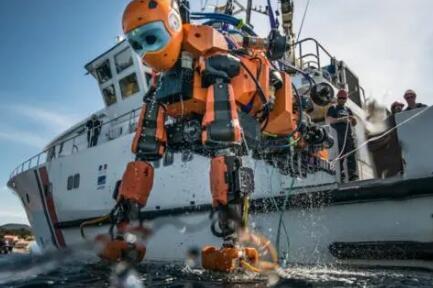 收集海洋數據的環境機器人,以全新的方式了解地球