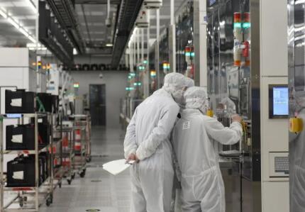 中芯國際決定擴充12英寸和8英寸晶圓產能 這是要和臺積電搶市場了?