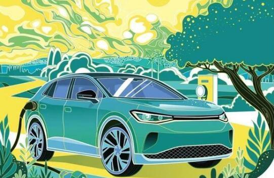 電動汽車更環保嗎?從汽車全周期來看并不盡然