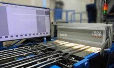 CoatSTAR 在线检测系统可检测涂层金属板,金属包装检验率达到100%