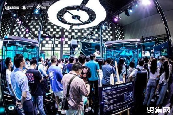 2021世界人工智能大會在上海開幕,騰訊多項AI技術亮相2021世界人工智能大會