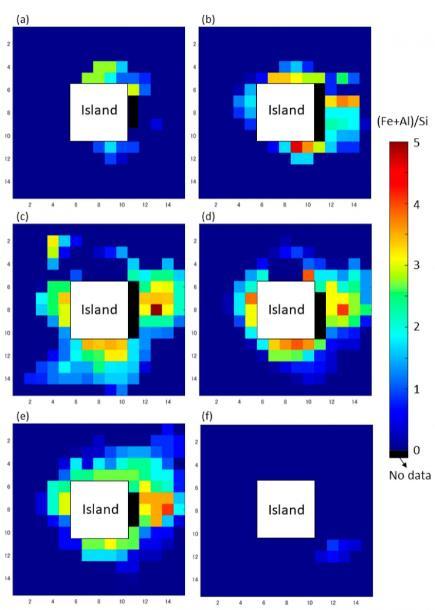 新的研究监测卫星图像 可获得海洋变色数据预测火山喷发