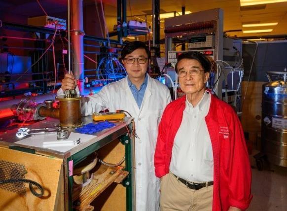 新的壓力淬火技術的發展證明了無壓力硒化鐵晶體的超導性