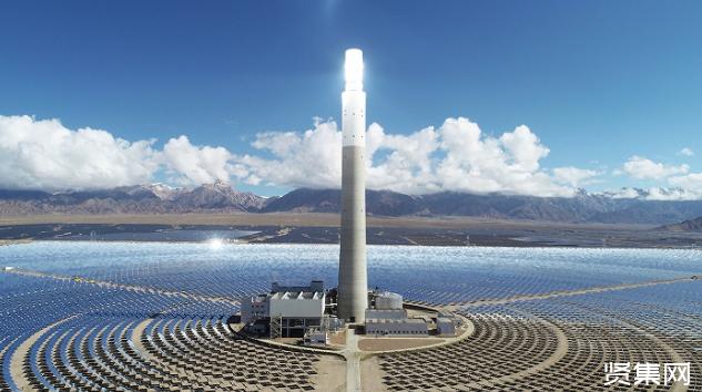 光热发电或将成为实现双碳道路上关键角色