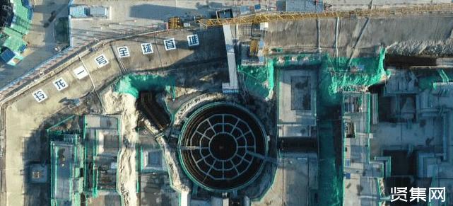 全球首个陆上商用模块化小堆玲龙一号开工建设