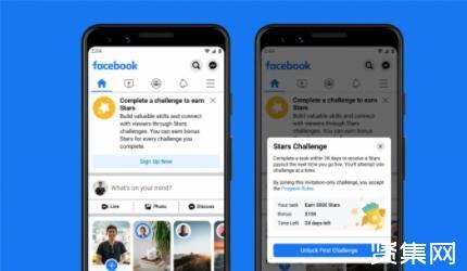 Facebook豪掷10亿美元招揽创作者,与其它平台竞争