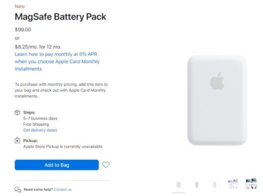 749元的MagSafe外接电池很酷,但真的值得买吗?
