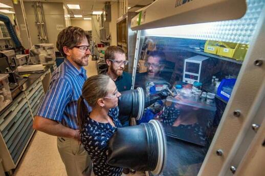 二号站登录测速桑迪亚实验室开发出可以在更冷环境下工作的熔融钠电池
