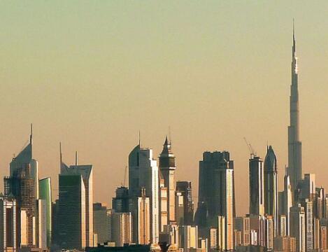 """无人机正在变的无所不能:已在迪拜实现""""呼风唤雨"""""""