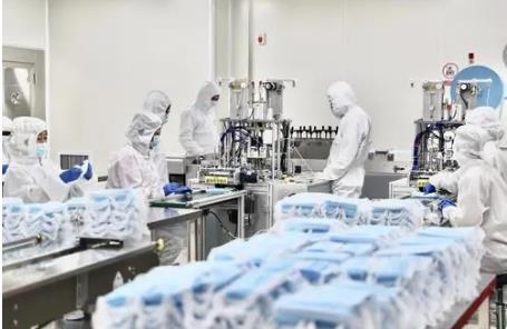 """《【欧亿在线注册】AMRC 帮助小型家族企业打造""""最好的口罩""""》"""