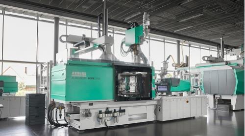 阿博格推出适用于大型模具的多组分注塑机 易于维护和使用