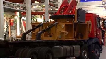 """微型挖掘机出口有多""""火爆""""?在欧美国家销量暴增145%"""