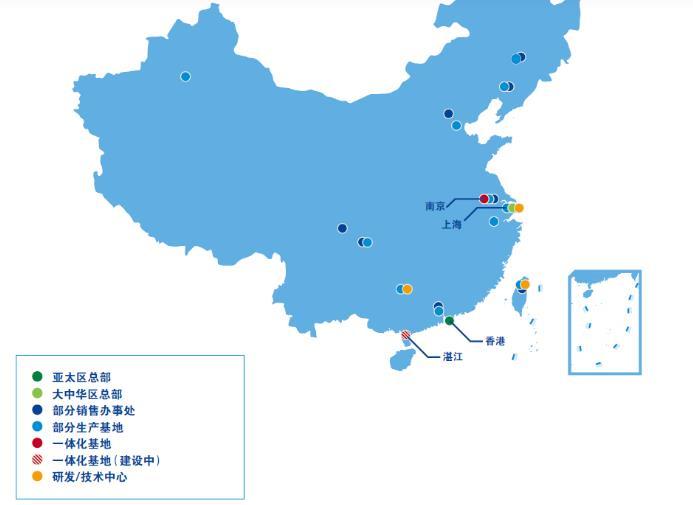 """组团""""搞事情""""?巴斯夫与中石化将共同扩建南京一体化基地"""