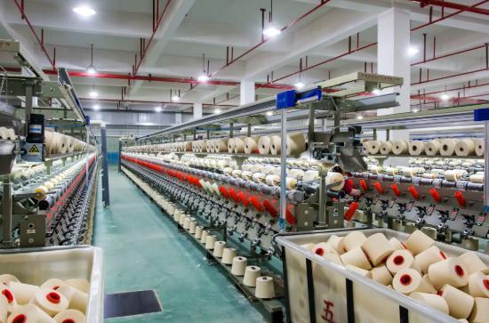 富春染织:拟投资约20亿元建设智能化精密纺纱生产项目