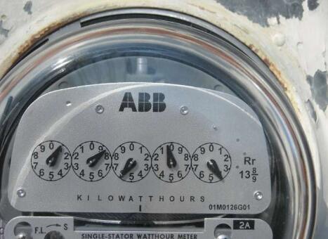 智能电表显示的是产生的能源而不是消费的电量?