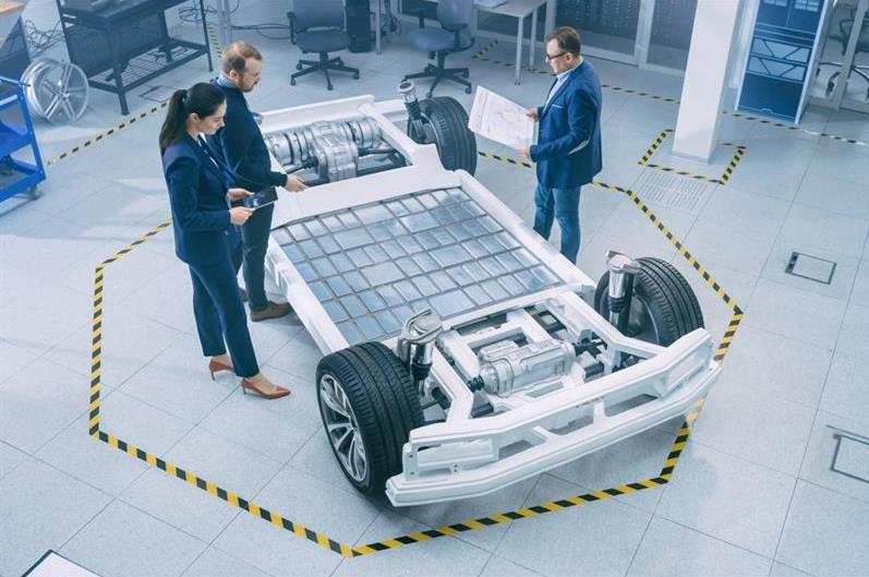 鉴于半导体短缺,汽车原始设备制造商敦促降低供应链风险