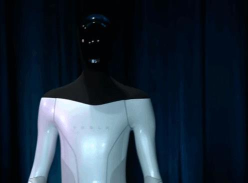 闪亮登场!马斯克公布特斯拉人形机器人,自研超算Dojo亮相