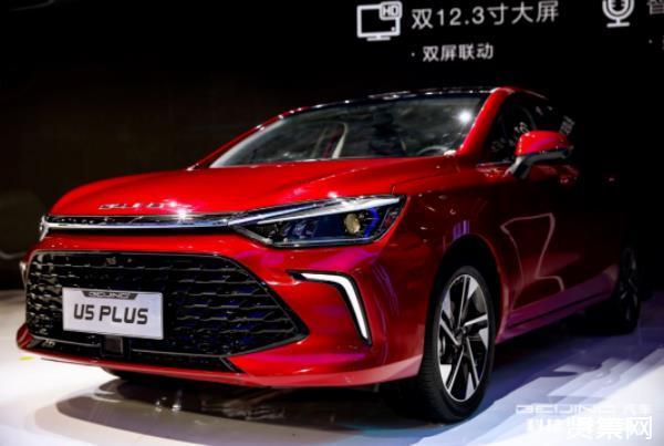 试驾北京EU5 PLUS:造型年轻化,配置进一步提升