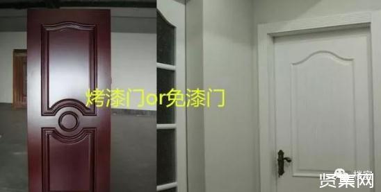 tata木门免漆好还是烤漆好?tata木门优缺点介绍