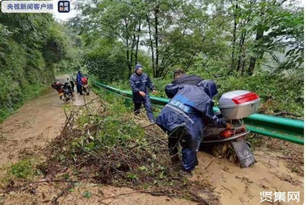 陕西勉县暴雨致6万人用水困难,国家防总派工作组赴陕西协助开展防汛救灾
