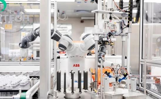 "ABB机器人是如何助力自动化生产""高精尖""的离心血泵"