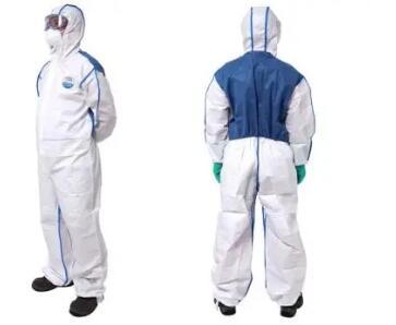 防护服与隔离服有什么区别,带空调的防护服也太人性了吧