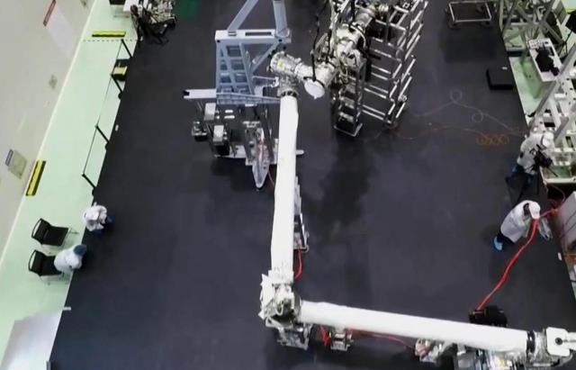 """天宫空间站这个""""大力神臂""""到底有多厉害!起底星辰大海的黑科技"""