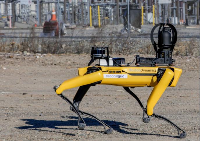 机器人如何在高压直流换流站保护电网员工的安全