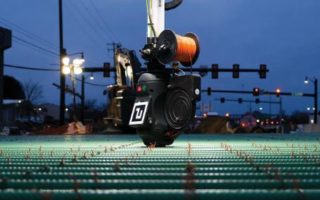 行业内卷落到机器人头上,捆钢筋速度慢了也能被淘汰