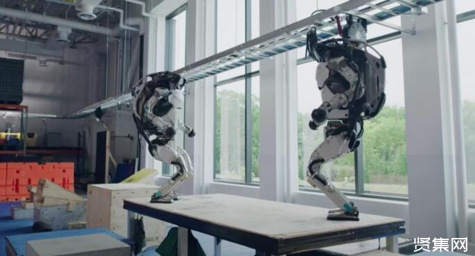 波士顿动力Atlas机器人背后的技术一览