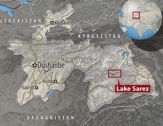 北斗完成萨雷兹湖大坝变形监测 让垮堤悲剧不再重演