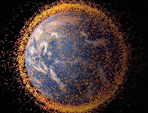 7389颗卫星围绕地球,如何避免卫星在太空相撞?