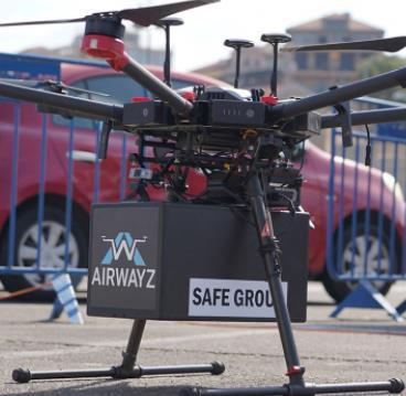 无人机向商业化迈进一大步!Nespresso 试飞无人机送货