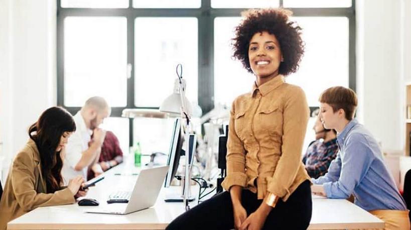 革命与进化:是时候让女性在科技世界占有一席之地了