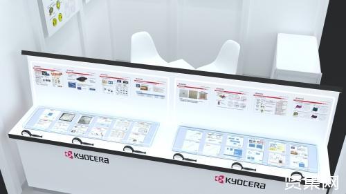 京瓷将参展第23届中国国际光电博览会
