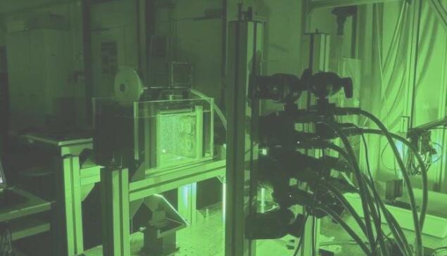 测量湍流的新技术:纤维跟踪方法立了大功