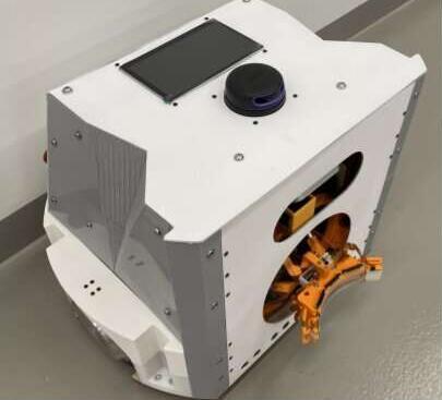 """研究人员为机器人开发了""""移动电源"""",可以让机器人随时随地""""满血复活"""""""