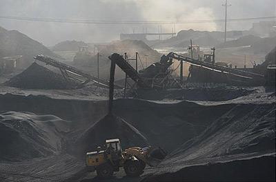 露天煤矿开采方法