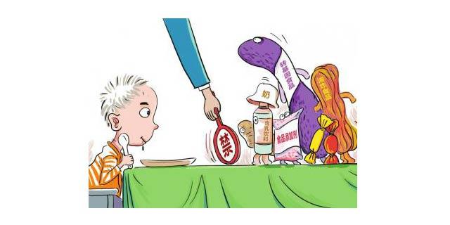 儿童食品安全问题